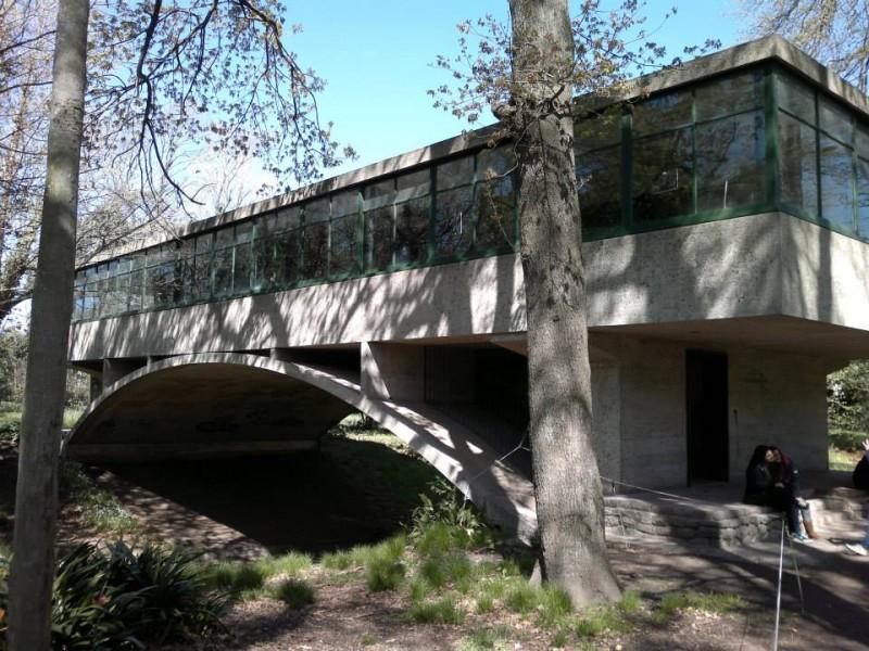 La secundaria del cads visita la hist rica casa del puente fotos cads mar del plata - La casa del puente regules ...